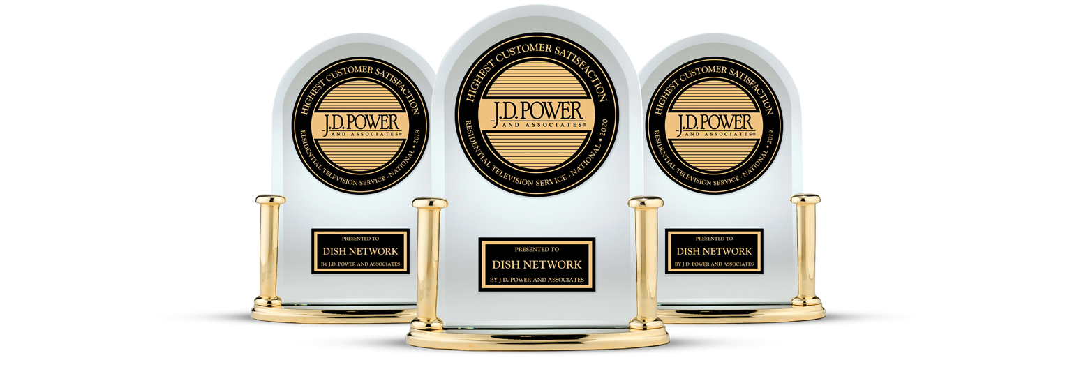 DISH Customer Satisfaction - Ranked #1 by JD Power - See World Satellites, Inc. in Indiana, Pennsylvania - DISH Authorized Retailer